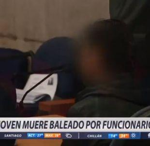 [VIDEO] Funcionario de PDI es detenido tras acusaciones de haber matado a vecino a 13 balazos