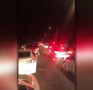 [VIDEO] Así se vivió el fuerte sismo en Coquimbo