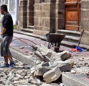 Terremoto en Coquimbo fue el segundo más fuertes del mundo en lo que va del año
