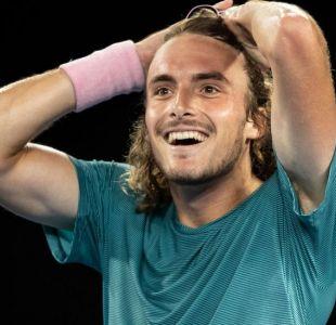 Quién es el tenista de 20 años que estudió a Federer en YouTube y luego le ganó en la cancha