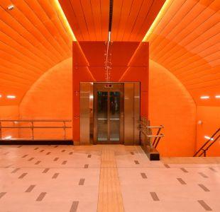 Así se lucen las estaciones de la nueva Línea 3