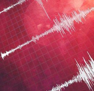 Temblor se registra en la Región de Coquimbo