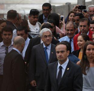[VIDEO] Presidente Piñera en Coquimbo: El grueso de la reconstrucción lo vamos a hacer este año