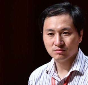 La dura acusación de China contra científico que aseguró haber modificado genéticamente a dos bebés