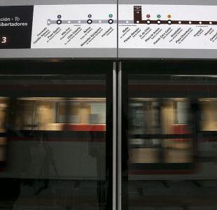 22 kms de extensión y 18 estaciones: Así es la Línea 3 del Metro que comienza a operar este martes