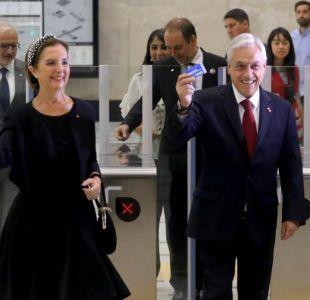 Sebastián Piñera inaugura Línea 3 del Metro