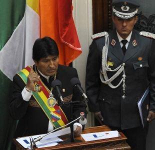 Evo Morales por demanda marítima: está más vigente que nunca
