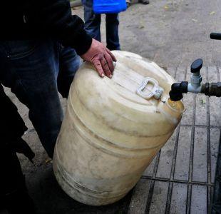 Los puntos de abastecimiento disponibles para los afectados por el corte de agua