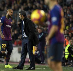 [VIDEO] ¿Por qué Valverde puso como ejemplo a Vidal para defender llegada de Boateng?