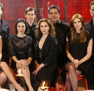Las 8 nominaciones con que Pacto de Sangre se presenta esta noche en los Premios Caleuche 2019