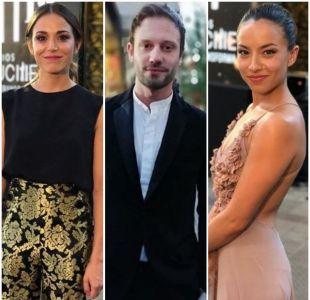 [FOTOS] Premios Caleuche 2019: Los looks con que los actores de Pacto de Sangre destacaron