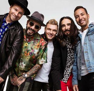 """[VIDEO] Backstreet Boys confiesa la canción que más detestan de la banda: """"Es una gran basura"""""""