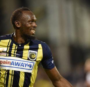 Usain Bolt le pone fin a su carrera como futbolista