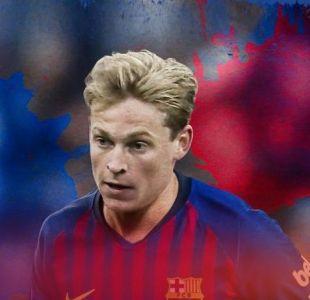 Barcelona de Vidal ficha a Frenkie de Jong del Ajax