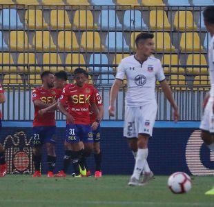 Colo Colo de Mario Salas cae ante Unión Española en su debut en Copa Viña del Mar
