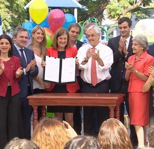 [VIDEO] Ley mejorará residencias del Sename