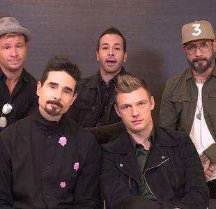 [VIDEO] Backstreet Boys: Una historia de histeria