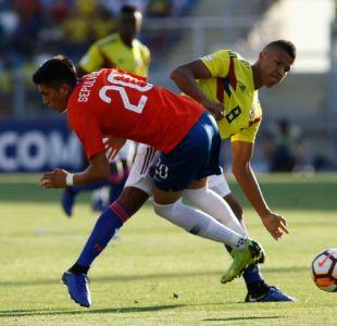 [Minuto a Minuto] Chile se juega la clasificación ante Colombia en el Sudamericano Sub 20