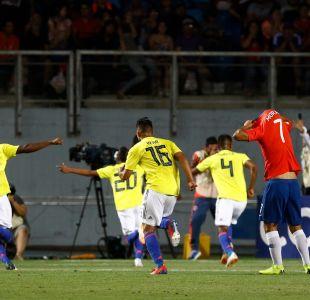 [VIDEO] El gol con que Colombia elimina a Chile del Sudamericano Sub 20