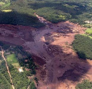 Sube a 34 muertos y a cerca de 300 desaparecidos balance de tragedia minera en Brasil