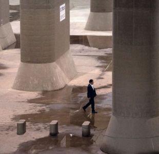 La enorme catedral subterránea que protege a Tokio de las inundaciones