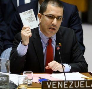 Venezuela rechaza en la ONU ultimátum de elecciones dado por Europa
