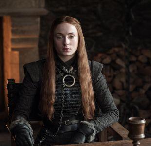 Game of thrones: Sophie Turner se queja de meme racista de Sansa