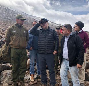 [VIDEO] Ampuero en visita al Silala: Bolivia va a tener que tratar de desmentir la ley de gravedad