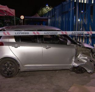 [VIDEO] Conductores ebrios provocan accidentes