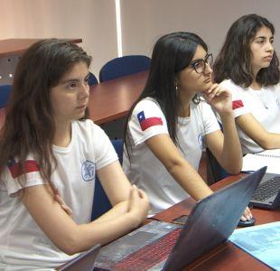 Estudiantes del Liceo 7 representarán a Chile en competencia de Naciones Unidas