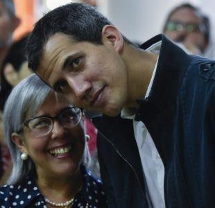 Madre de Guaidó: Nos tomó por sorpresa su juramentación como presidente