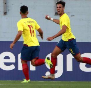 [VIDEO] Ecuador inicia con victoria sobre Argentina la fase final del Sudamericano Sub 20