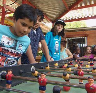 [VIDEO] #LaBuenaNoticia: Escuelas para los hijos de temporeras