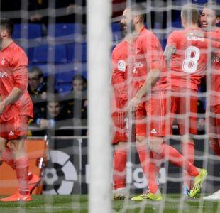 [VIDEO] Beso entre Sergio Ramos y Luka Modric durante celebración se vuelve viral