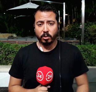 [VIDEO] Detienen y deportan a equipo de TVN