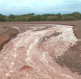 [VIDEO] Alerta Amarilla por lluvias en el norte