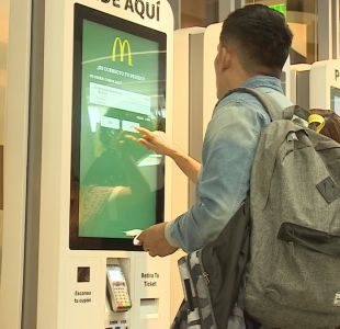 [VIDEO] La irrupción de las cajas de autoservicio