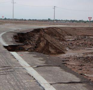 Intensas lluvias afectan funcionamiento de servicios básicos en San Pedro de Atacama