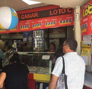 Loto sorteará este jueves el mayor pozo de la historia de Chile