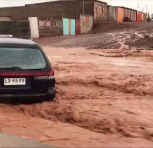 [VIDEO] Tragedia en el norte por intensas lluvias
