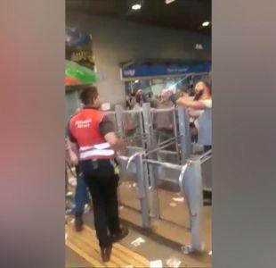 [VIDEO] Llamaron a una evasión masiva por alza