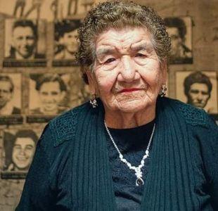 Fallece Elena Muñoz, madre y esposa de víctimas halladas en los Hornos de Lonquén