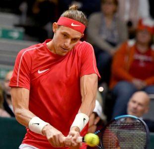 Nicolás Jarry cae en primera ronda del ATP de Buenos Aires
