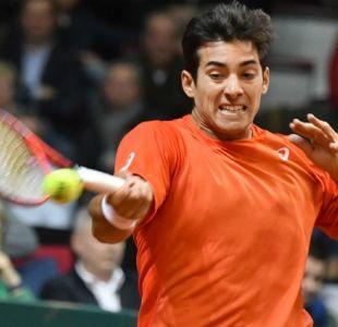 [VIDEO] Garín no puede ante Novak y serie de Copa Davis entre Austria y Chile queda 1-1