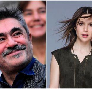 Vicente Sabatini y Daniela Ramírez serán parte del equipo de la nueva teleserie vespertina del 13