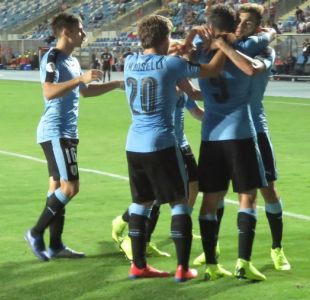 [VIDEO] Uruguay vence a Ecuador y escala a la cima de la fase final del Sudamericano Sub 20