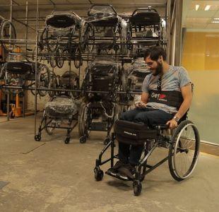 [VIDEO] Tecnología chilena revoluciona la rehabilitación