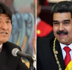 Evo Morales insta a sus pares latinoamericanos a apoyar diálogo en Venezuela