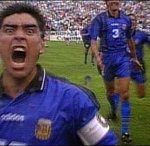 [VIDEO] Sebastián Beccacece emuló a Diego Maradona en eufórica celebración