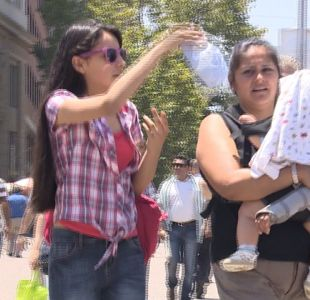 [VIDEO] Ola de calor llega al sur